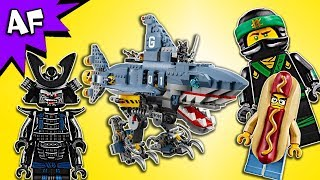 Lego Ninjago Movie: garmadon, Garmadon, GARMADON! 70656 Speed Build
