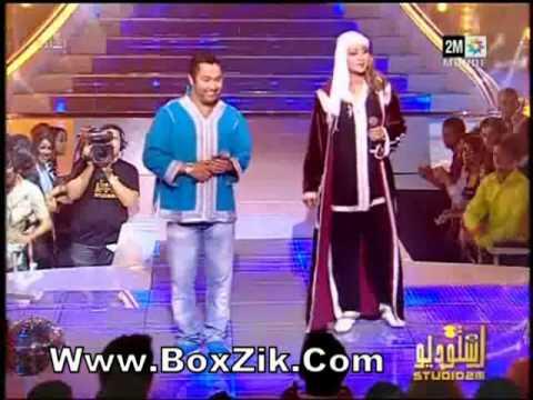 Mohamed Lamine Et Zina Daoudia 2010 - Hnina Ou Chabba