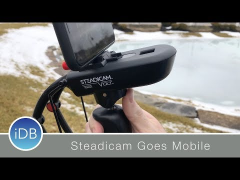 Steadicam Volt is a Different Kind of Mobile Gimbal - Review