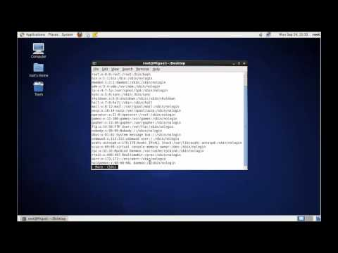 How to create Users and Groups on CentOS 6