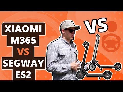 Xiaomi M365 vs Segway ES2: In-Depth Review of Scooters Bird