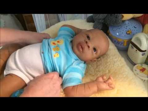 Did I Find a Reborn Doll at the Thrift Store? Theme Thursday Orange & Thrift Haul!