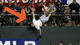 MLB Foul Ball Disasters (HD)