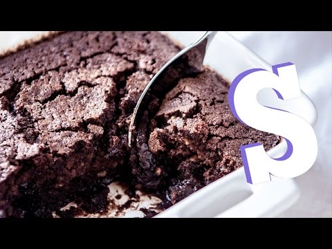 Self-Saucing Chocolate Pudding Recipe - SORTED