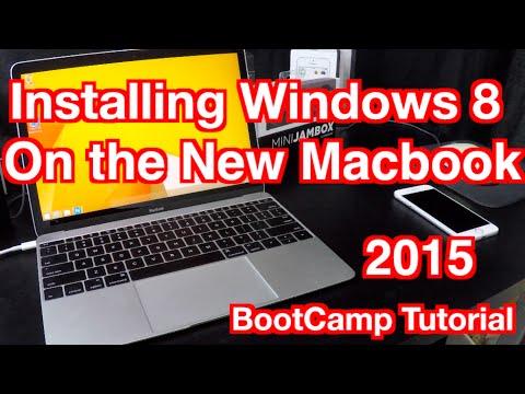 2016 Installing Windows 8 or 10 on MACBOOK, IMAC, MAC
