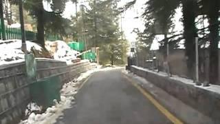 Ghora galii, Kashmir point, Murree