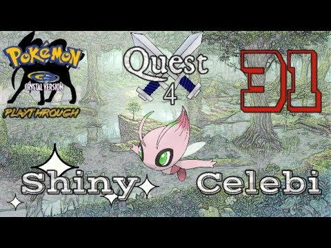 Pokémon Crystal Playthrough - Hunt for the Pink Onion! #31