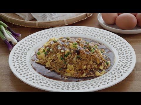 Omurice - 蛋包饭
