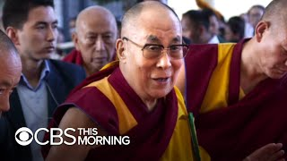 Dalai Lama on his life during the pandemic, the protests and the idea of meeting President Trump