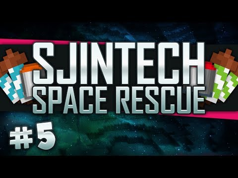 Sjintech Space Rescue #5 - Mighty Thor's Forge