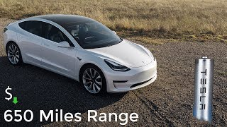 Tesla's Battery Revolution / Double Range / Cheaper Price