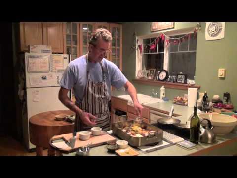 Chef Hobbes Presents:  Killer Roasted Fall Vegetables