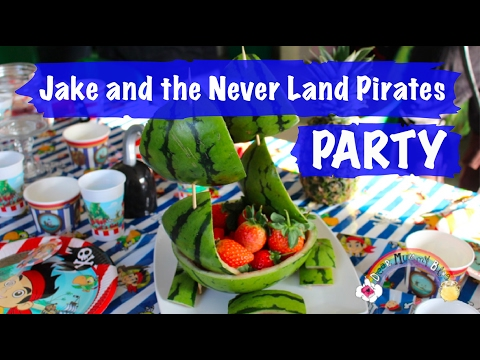JAKE AND THE NEVERLAND PIRATES PARTY IDEAS I Dear Mummy Blog