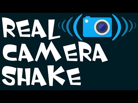 Camera Shake Effect 1 Click | Shake Camera Apply On My Stable Video