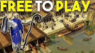 The Free To Play Age of Empires IS ACTUALLY GOOD!