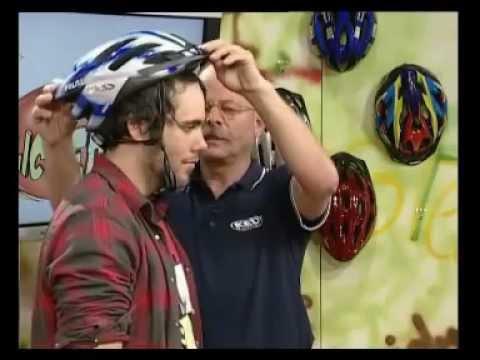 Dirtbiken - Den Helm richtig tragen