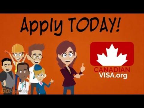 Express Entry Canada 2016 | Canadian Visa Application