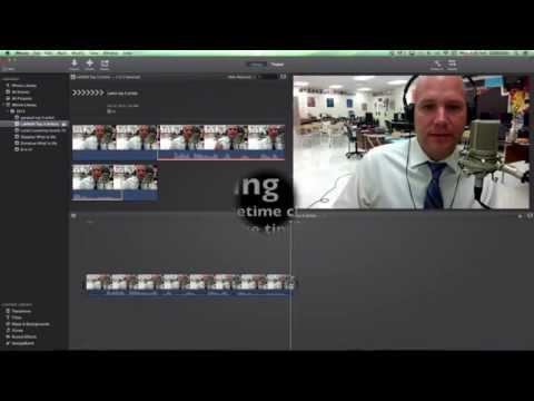iMovie 10 Tutorial Basics #3 Clip Trimming