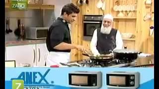 Aloo Gosht And Stuffed Mirch by Saadat Siddiqui   Zaiqa