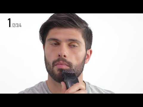 Defined Goatee with Soul Patch | Men's Grooming Tutorial | ER SB40