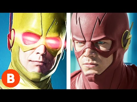 Xxx Mp4 The Flash Season 5 Ending Explained And Season 6 Theories 3gp Sex