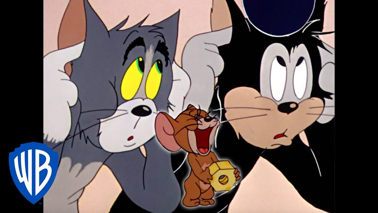 Tom & Jerry | My New Year Plan | Classic Cartoon Compilation | WB Kids