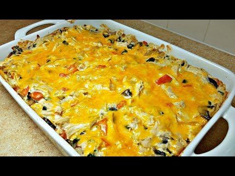 King Ranch Casserole Recipe
