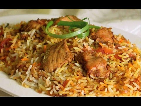 Easy sindhi biryani recipe