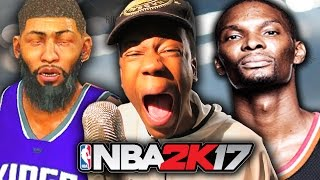 NBA 2K17 MyCareer Part 2 - Shutting Down The HATERS!