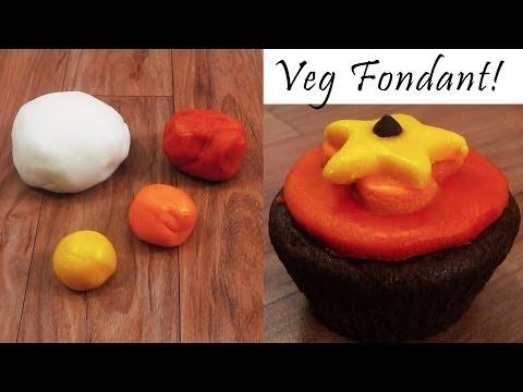 Veg Fondant/Sugar Paste Recipe   Cake Decorating Basics [Tastes better than regular fondant]