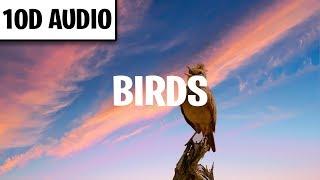 Imagine Dragons - Birds (10D Audio) ft. Elisa