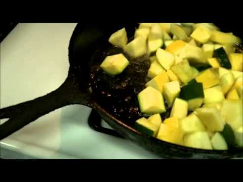 How To Cook Squash and Zucchini