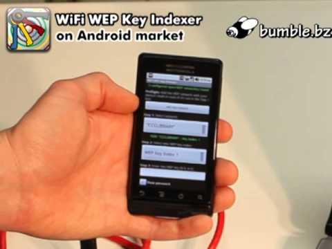 WiFi WEP Key Indexer