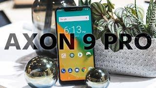 AXON 9 PRO : le MEILLEUR smartphone de ZTE !