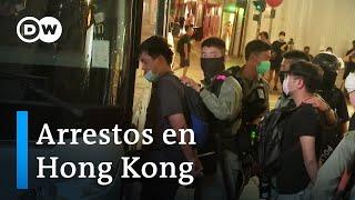 ¿El fin de la libertad en Hong Kong?