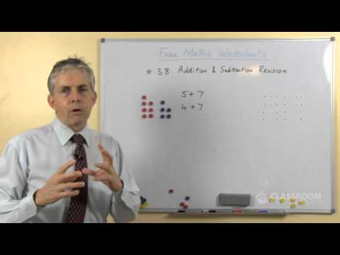 Teacher Math Lesson: Addition and Subtraction Revision
