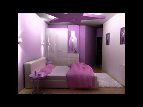 Unique bedroom painting decorations ideas