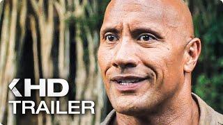 JUMANJI 2 International Trailer 2 (2017)
