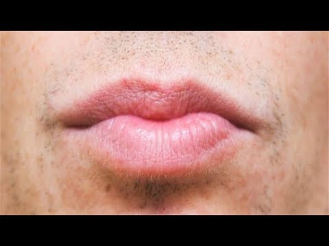 How to Get Pink Lips For Men /Lighten Dark Lips Naturally At Home/ 5 Best Ways To Get Pink Lips !