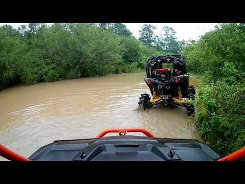 River Run ATV Park 2017 Highlifter RZR POV