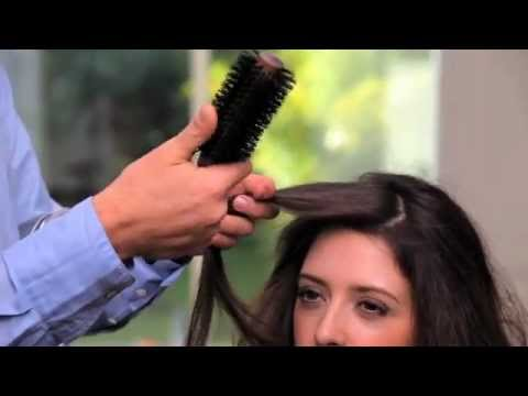 How to create a salon smooth body blow dry