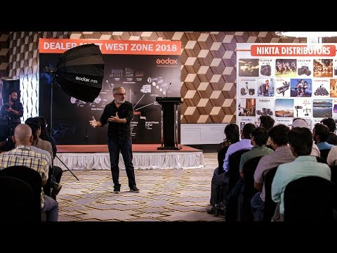 Photo And video accessories for dslr workshop 2018 in pune