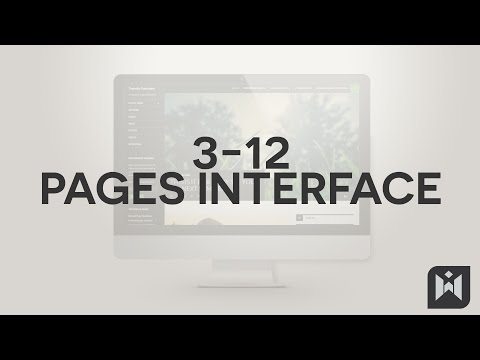WordPress for Beginners 2015 Tutorial Series | Chapter 3-12: Pages Interface