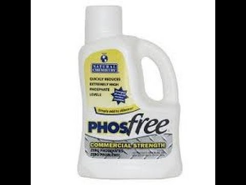 Swimming Pool Phosphate Remover..Myths & Facts Revealed