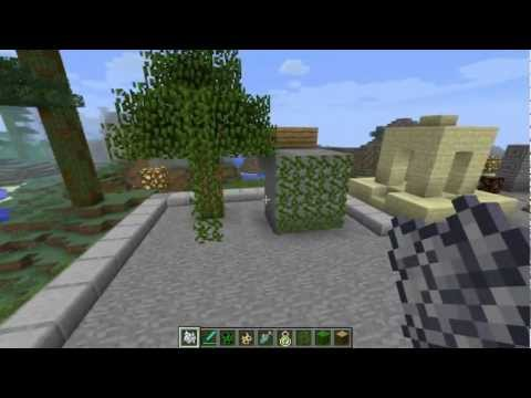Minecraft Update 1.2 (Jungles, Smart AI, Ocelots + More!)