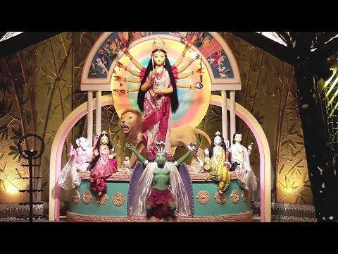 Suruchi Sangha Durga Puja 2017 - Best theme based Durga Puja