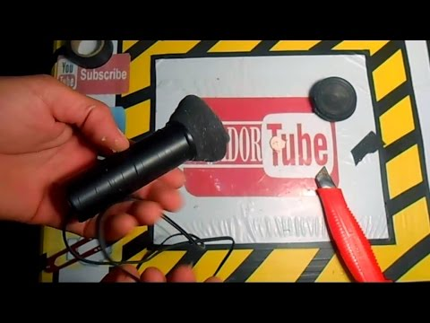 how to make a professional microphone