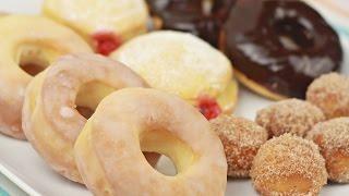 Baked Donuts (just like fried) - Recipe By ZaTaYaYummy