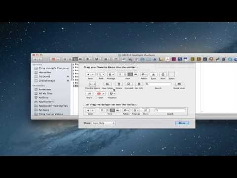 Mac OS X: Finder Tips 1 (Mountain Lion and Beyond)