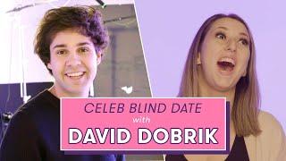 David Dobrik's Blind Date With a Superfan | Celeb Blind Date